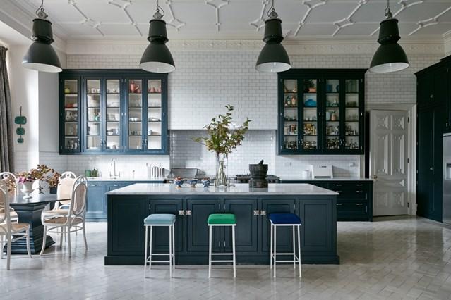 Henri fitzwilliam lay a new favorite designer - Grand design kitchens ...