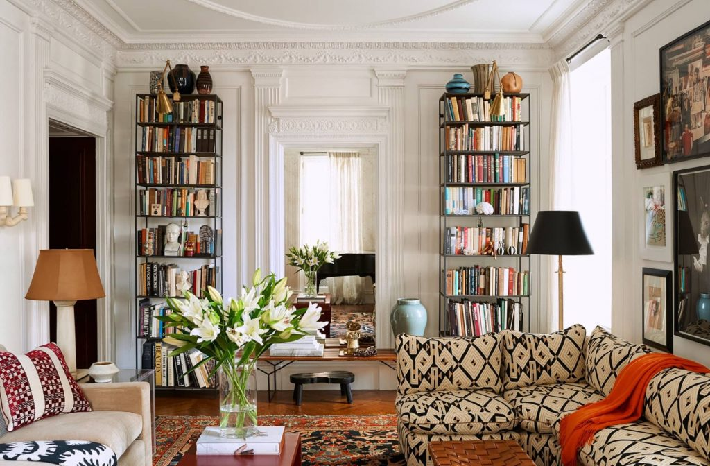 An Upper West Side Apartment By Robert Couturier The