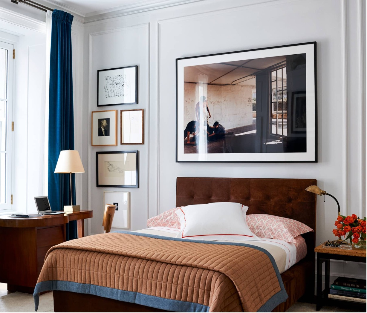 Upper West Side Apartments: An Upper West Side Apartment By Robert Couturier: The