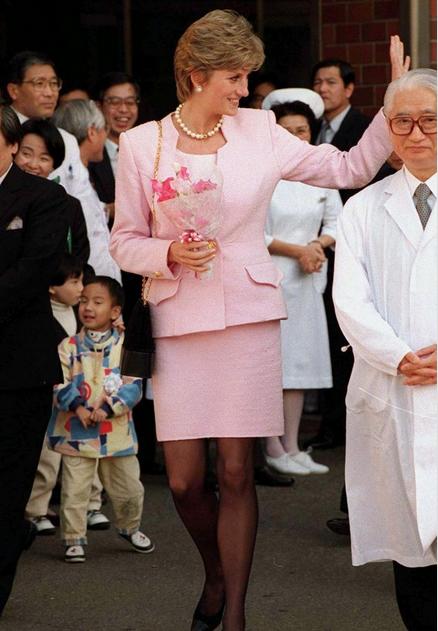 Princess Diana Style Icon