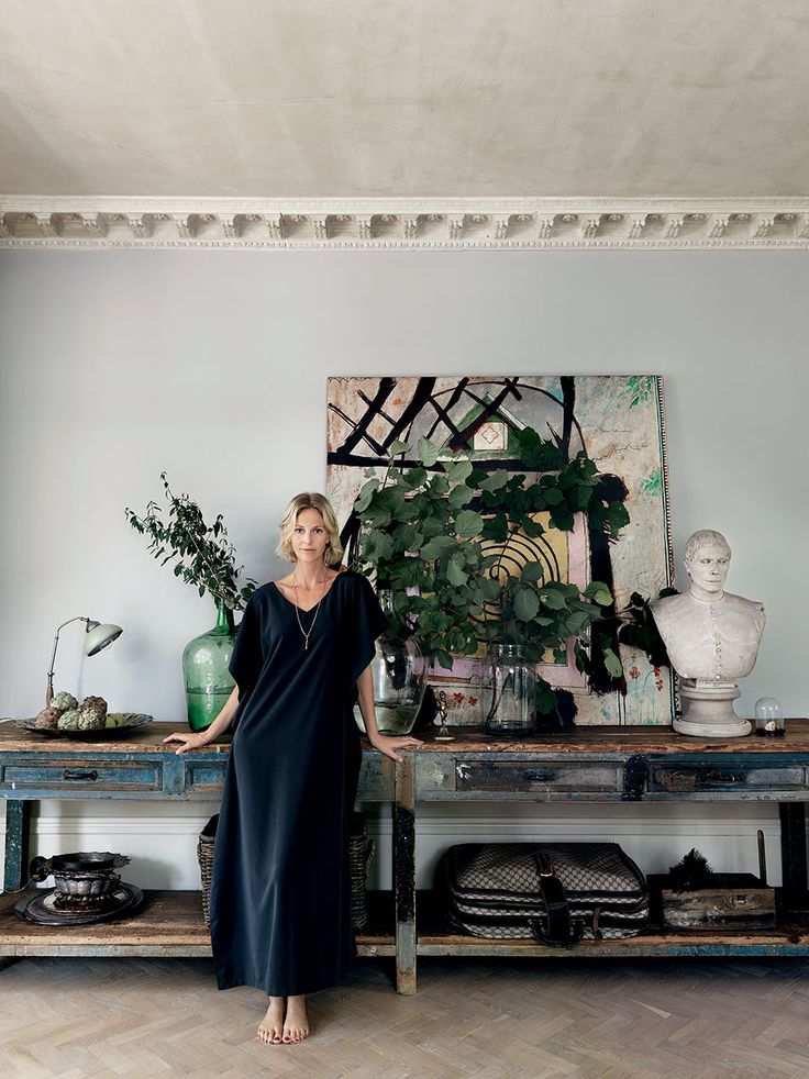 The Scandinavian Home Of Malin Persson