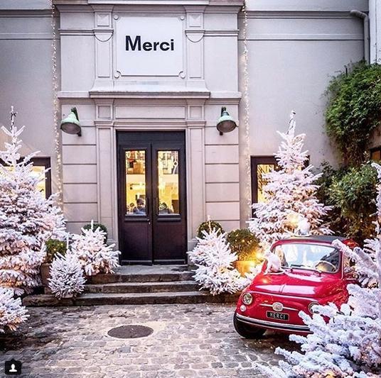 Christmas via Instagram belle vivir