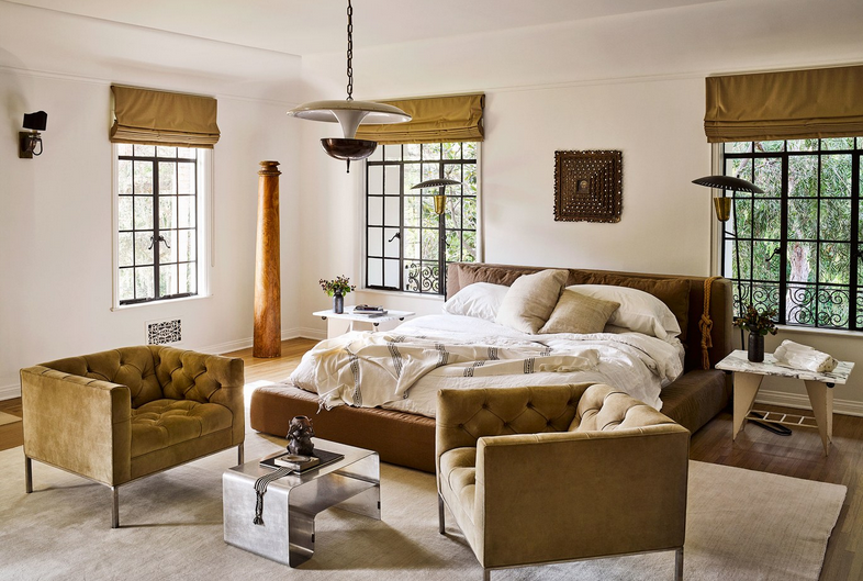 Nate Berkus And Jeremiah Brents Los Angeles Home - Nate berkus bedroom designs