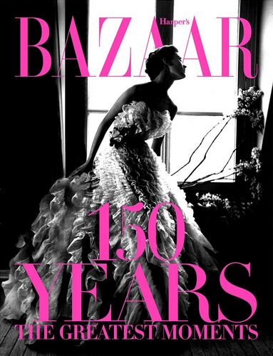 gift guide for women, harper's bazaar: 150 years coffee table book