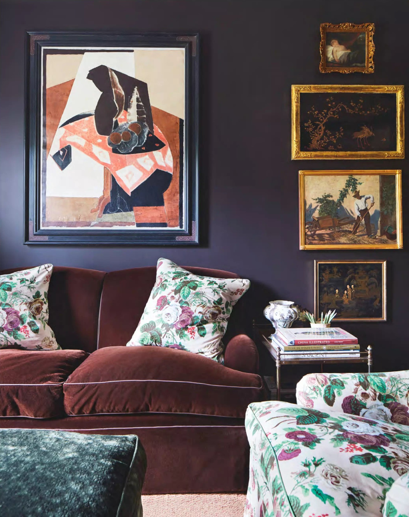 Cameron Kimber S Home An English Country House Style