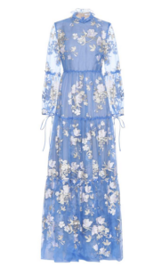 resort pieces every chic woman needs erdem dress via belle vivir interior desing blog