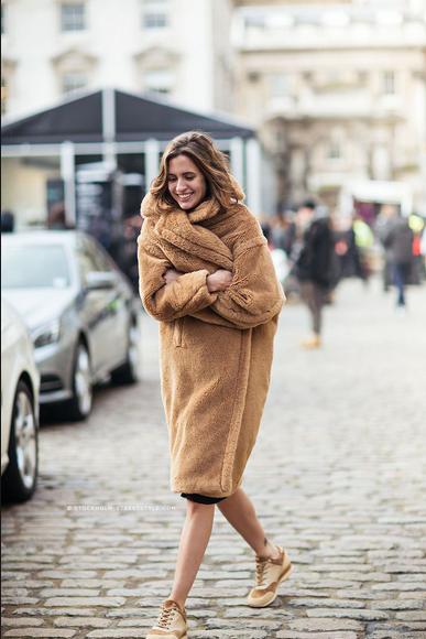 winter inspiration street style via belle vivir interior design blog