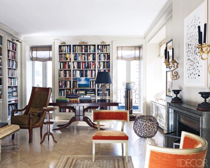 Lynn Nesbitu0027s Home, Transitional Style In Interior Design, Livingroom 2 Via  Belle Vivir Interior
