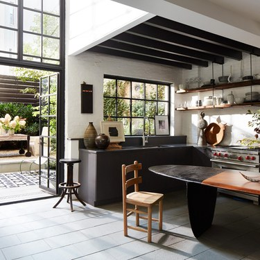 Unique Kitchens Unconventional Monique Gibson Kitchen Bellevivir