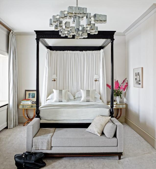White Paint, Bedroom By Veere Greeney