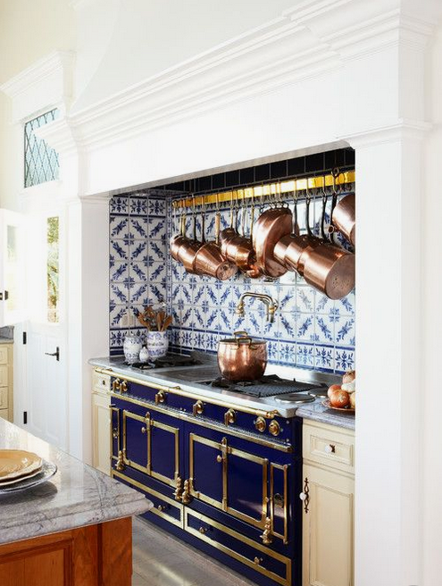 10 Elegant Tile Backsplash Behind The Stove Ideas