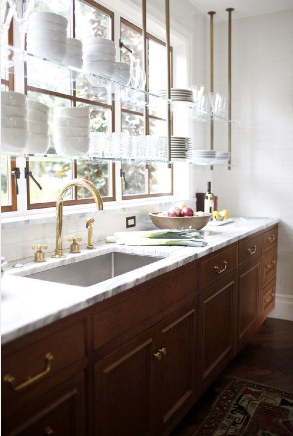 Stained Cabinets Timeless Kitchens